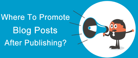 10 best ways to promote blog post