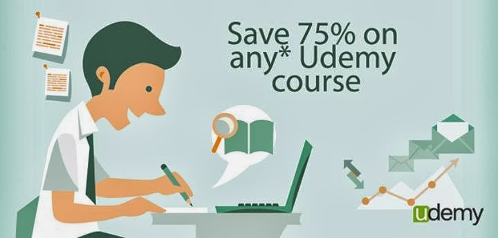 Udemy offers a platform to take and build online courses on any subject. The course categories include academic courses, business courses, professional courses, creative and performing arts, health and fitness, language courses, lifestyle, music, technology among many others.