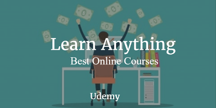 enjoy your choice of udemy course in decmeber