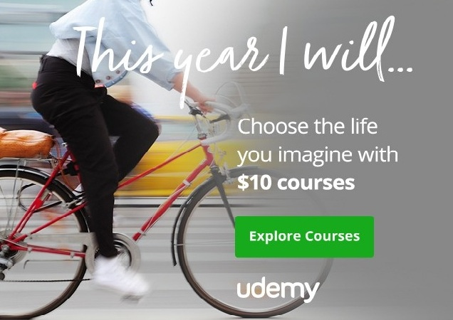Udemy February Offer 2017