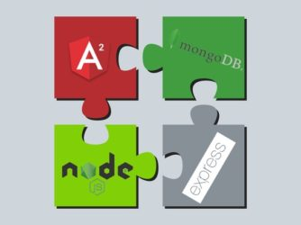 angular2 nodejs mean stack online course
