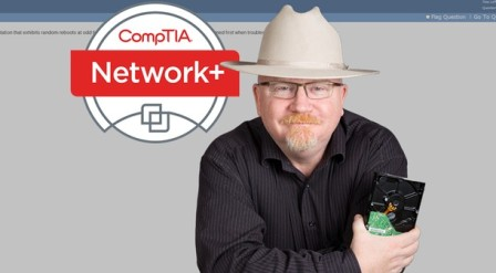 CompTIA Network+ Certification (N10-006) online course