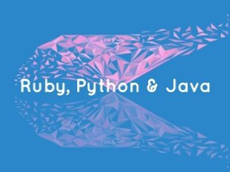 Learn complete ruby, python, and java programming