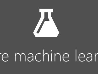 Learn Machine Learning Using Azure ML